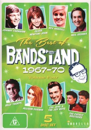 The Best of Bandstand : Volume 4 (1967 - 1970) - Lucky Starr