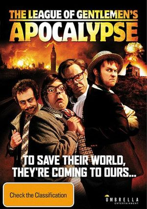 The League of Gentlemen's Apocalypse - Jeremy Dyson