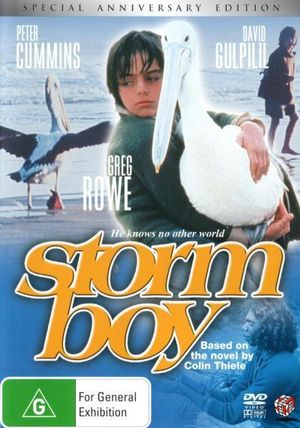 storm boy movie essay Storm boy tells the story of a 10-year-old boy, called mick by his father tom, and  storm  thanks to erin morris for pointing me to this movie.