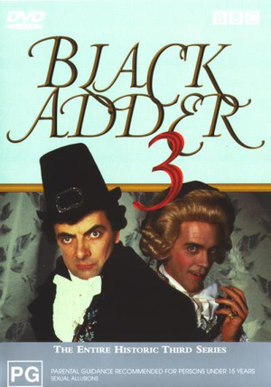 Black Adder : Series 3 - Tony Robinson