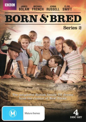 Born and Bred : Series 2 - James Bolam