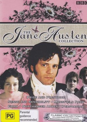The Jane Austen Classic Collection (Emma / Mansfield Park / Northanger Abbey / Persuasion / Pride and Prejudice (1995) / Sense and Sensibility)