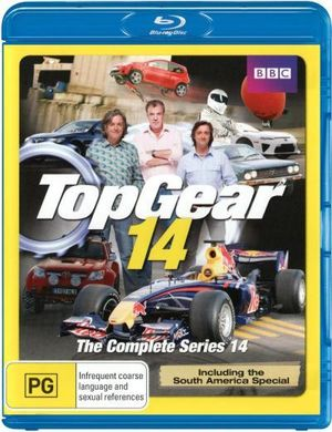 Top Gear : Series 14 - James May