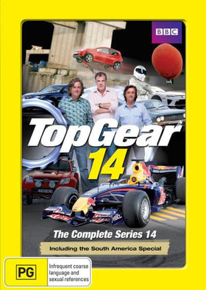 Top Gear : Series 14 (Steelbook) - James May