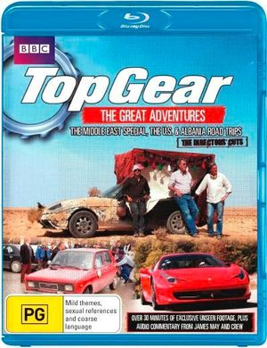 Top Gear : Great Adventures Middle East - James May