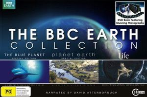 Planet earth bbc caves