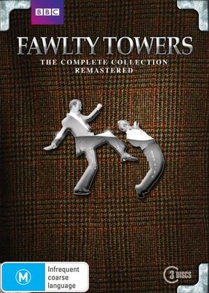 Fawlty Towers Complete Collection  : Remastered - Prunella Scales