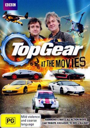 Top Gear : At the Movies - James May
