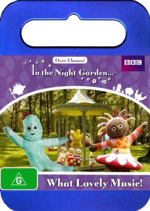 Booktopia In The Night Garden What Lovely Music By