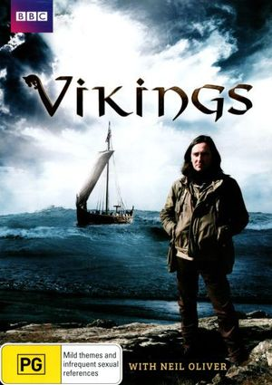 Vikings - Neil Oliver