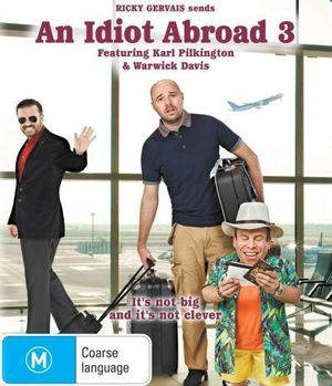 An Idiot Abroad : Series 3 - Luke Campbell