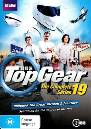 Top Gear : Series 19 (Includes The Great African Adventure - Searching for the source of the Nile) - James May