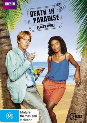 Death in Paradise : Series 3 - Danny John Jules