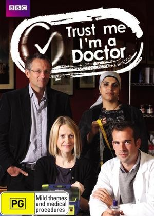 Trust Me I'm a Doctor - Saleyha Ahsan