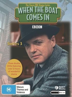 NEW-When-the-Boat-Comes-In-DVD-Free-Shipping