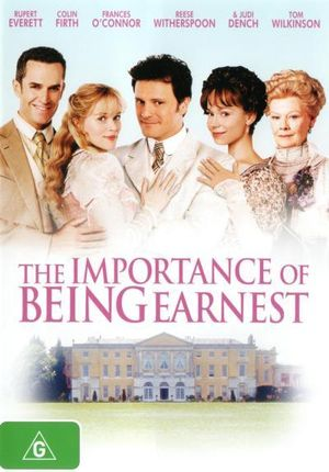 The Importance Of Being Earnest - Frances OConnor