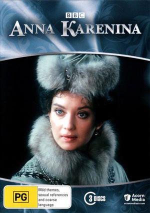 Booktopia - Anna Karenina (1977) by Davyd Harries ...
