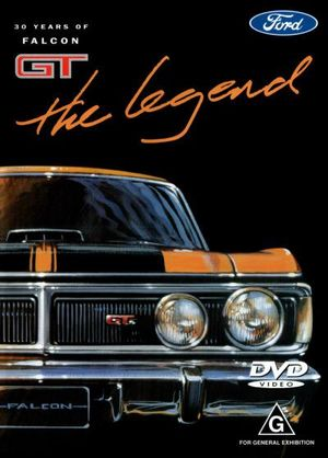 30 Years of Falcon GT : The Legend - Chevron Motorsport