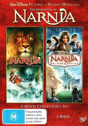 The Chronicles of Narnia : The Lion, the Witch and the Wardrobe / Prince Caspian (2005 & 2008) - William Moseley