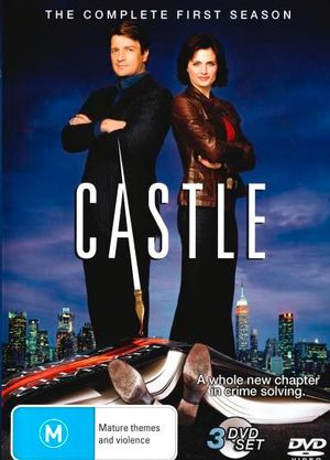 Castle : Season 1 (3 Disc) - Molly C. Quinn