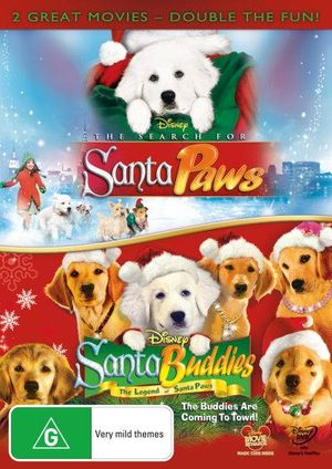 Santa Buddies / Search For Santa Paws - Zachary Gordon
