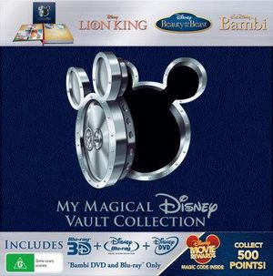 My Magical Disney Vault Collection - Paige OHara
