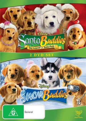 Snow Buddies/ Santa Buddies - Jimmy Bennett