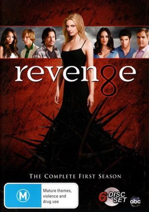 Revenge : Season 1 - Emily Van Camp