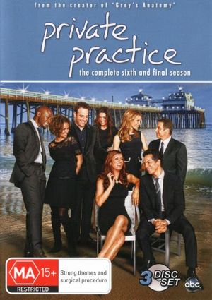 Private Practice : Season 6 and Final Season - Kate Walsh