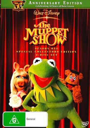 The Muppet Show : The Complete Season 1 - Vincent Price Twiggy