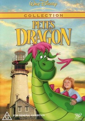 Pete's Dragon - Charlie Callas