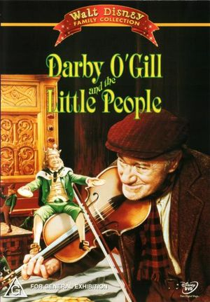 Darby O'Gill and the Little People - Albert Sharpe
