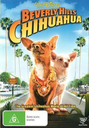 Beverly Hills Chihuahua - Eddie Piolin Sotelo