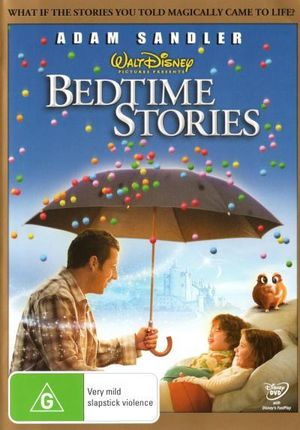 Bedtime Stories - Adam Sandler