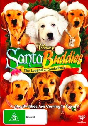 Santa Buddies : The Legend of Santa Paws - Danny Woodburn