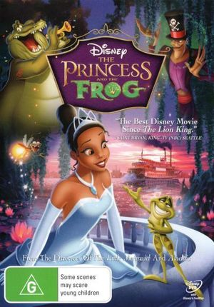 The Princess and the Frog - Bruno Campos