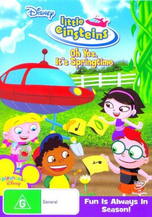 Little Einsteins : Oh Yes, It's Springtime - Piers Stubbs