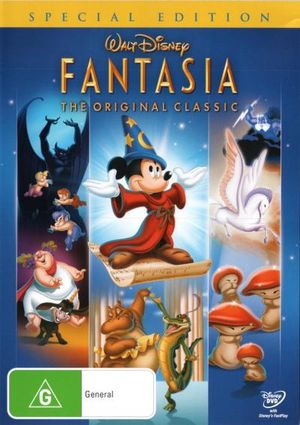 Fantasia (Special Edition) - Deems Taylor