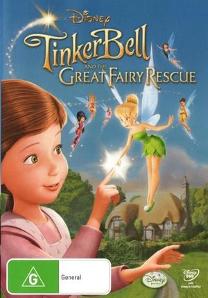 Tinker Bell and The Great Fairy Rescue - Kristin Chenoweth