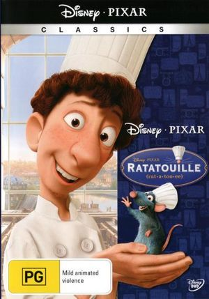 Ratatouille - Peter Sohn