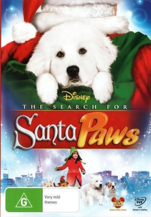 The Search for Santa Paws - Jan Bos