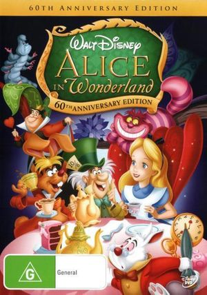 Alice in Wonderland (1951) (60th Anniversary Edition) - Kathryn Beaumont