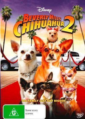 Beverly Hills Chihuahua 2 - Madison Pettis