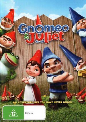 Gnomeo and Juliet - Ashley Jensen