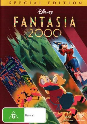 Fantasia 2000 (Special Edition) - Ralph Grierson