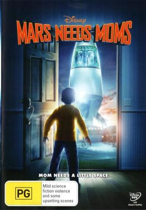 Mars Needs Moms - Dan Fogler