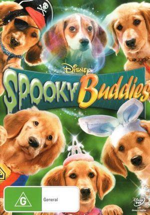 Spooky Buddies - Jennifer Elisa Cox