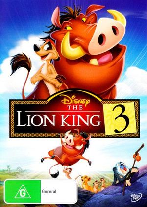 Lion King 3 - Voiced Nathan Lane