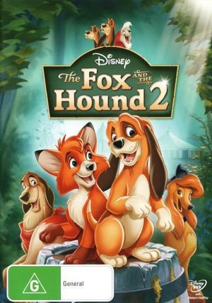 The Fox and the Hound II - (30th Anniversary Edition) - Jonah Bobo