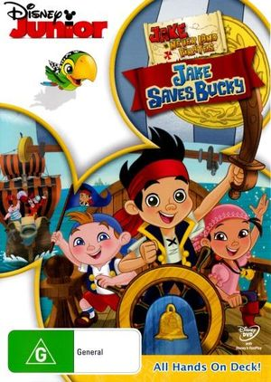 Jake and The Never Land Pirates : Jake Saves Bucky - Jonathan Morgan Heit
